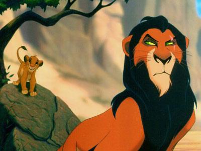 Scar Lion King Holycowthinks